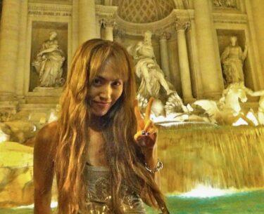 Miss Rome rome rome then L'amatriciana😋